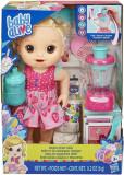 Papusa Baby Alive cu mixer pentru capsuni, Hasbro