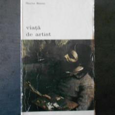 MAURICE THEIMS - VIATA DE ARTIST