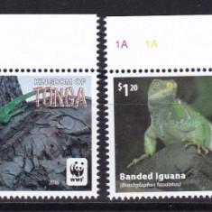 Tonga  2016   fauna  marina  MI  2098-2101      MNH  w59