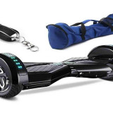 HoverBoard Mover 8inch Black MATT, TRANSPORT GRATUIT