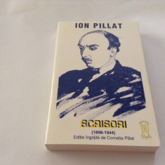 ION PILLAT- SCRISORI- (1898- 1944)*******RF10/4