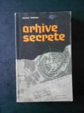 SERGIU VERONA - ARHIVE SECRETE