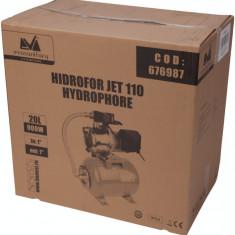 Hidrofor Jet 110 EPTO V[L] 20 din Inox