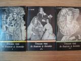 TRECUTE VIETI DE DOAMNE SI DOMNITE - C. GANE 1972 3 VOLUME