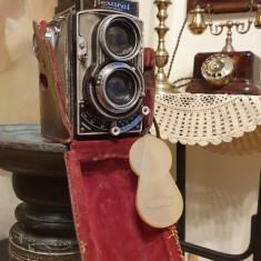 Vechi aparat foto Flexaret Automat