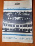 program opera romana bucuresti stagiunea 1984-1985-premierele stagiunii