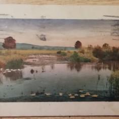CAB4 - FOARTE VECHE - ARTA - CIRCULATA LA 1922