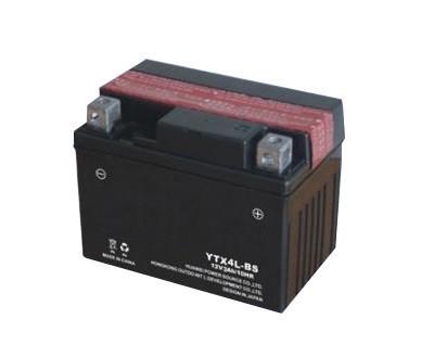 Baterie Acumulator Scuter 12V volti 4A amperi - GEL foto