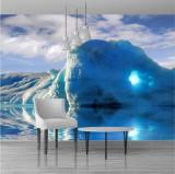 Fototapet Iceberg 180 x 120 cm - Hartie foto fara adeziv