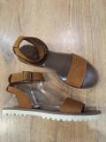 LICHIDARE STOC! Sandale dama TIMBERLAND originale noi piele nubuck 39,5 si 40