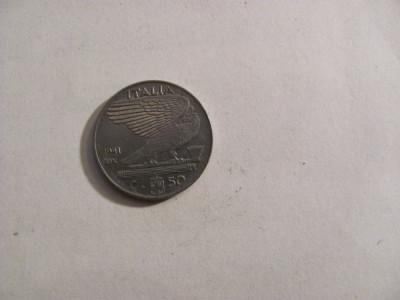 CY - 50 centesimi 1941 Italia foto