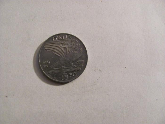CY - 50 centesimi 1941 Italia
