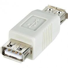 Manhattan adaptor Hi-Speed USB A F-F