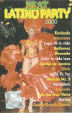 Caseta Best Latino Party 2000: DJ Latino, Zapata, Ashe