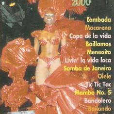 Caseta Best Latino Party 2000: DJ Latino, Zapata, Ashe