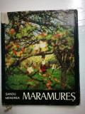 Maramures - Album monografic cu fotografii. Sandu Mendrea,1982