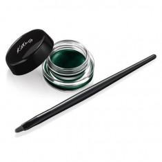 Tus de ochi Rimmel London Kate Gel Waterproof Eyeliner Emerald