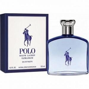 Ralph Lauren Polo Ultra Blue Eau de Toilette pentru bărbați 125 ml