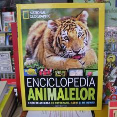 Enciclopedia animalelor - 2500 de animale cu fotografii - National Geographic, 2019