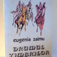 DRUMUL ZIMBRILOR de EUGENIA ZAIMU , 1981