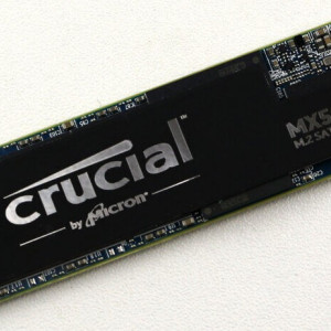 SSD 500GB Crucial Black M.2 2280 SATA-3, 6Gb/s, 100% LIFE
