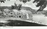 AMS# - VEDERE ADA-KALEH RUINELE CETATII NECIRCULATA, alb-negru, Fotografie, Europa