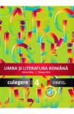 Limba si literatura romana - Clasa 4 - Culegere - Adina Micu, Simona Brie