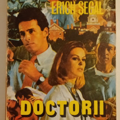 Erich Segal - Doctorii