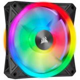 Ventilator Corsair iCUE QL120 RGB 120mm Black