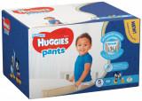 Scutece-chilotel Huggies Box Pack, Nr.5, Baieti, 12-17 kg, 68 buc