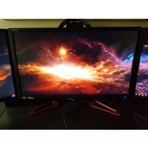 Acer Predator Monitor Gaming 180 Hz XB241H