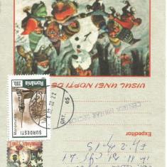 @carte postala-2002--CARTE POSTALA MILITARA