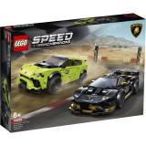 LEGO SPEED CHAMPIONS LAMBORGHINI URUS ST X SI LAMBORGHINI HURACAN SUPER TROFEO EVO 76899