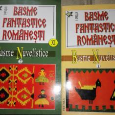 Ionel Oprisan - Basme si povestiri nuvelistice. Basme fantastice romanesti 2 vol