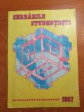 Revista serbarile studentesti 1987-mircea daneliuc