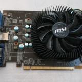 Placa video MSI Radeon HD6770 1GB GDDR5 128-bit DX11 Hdmi, PCI Express, 1 GB, AMD