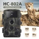 Camera de vanatoare cu infraroșu de 16MP HC802A VGA 1080P