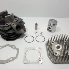 Kit Cilindru Set Motor + Chiuloasa Scuter KYMCO CX 49cc 50cc AER