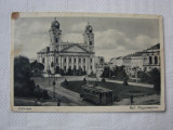 Carte postala Debrecen, Ungaria, 1934