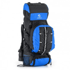 Yukatana Almer Trekking rucsac 80l 40x80x35 cm Daypack albastru / negru