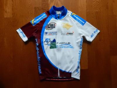Tricou ciclism Soul Limit Made in Italy; marime L, vezi dimensiuni; ca nou foto