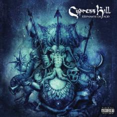 Cypress Hill Elephants On Acid LP (2vinyl)