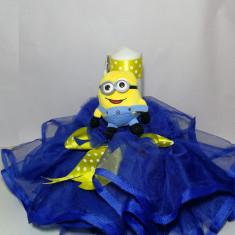 Lumanare pentru botez, 35X5 cm Disney - Minion