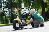 Tricicleta Startrike Air, Kettler