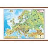 Europa - Harta cu sipci 1400x1000mm (ART. 4. 2. 1. 1)