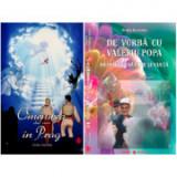 Pachet Omenirea din nou in Prag si De vorba cu Valeriu Popa despre sanatate si viata, autor Ovidiu Harbada