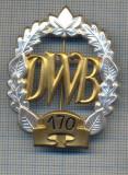 "AX 228 INSIGNA -TURISM MONTAN - DRUMETIE - ,,DWB"" 170 -FRUMOASA"