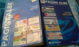 CARTE DE TELEFON PAGINI ALBE BACAU 2004 -2005 +CADOU 2007-2008