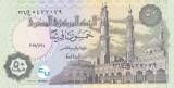 Banncota Egipt 50 Piastri 1.31.2017 - P70 UNC