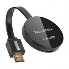 Dongle Wireless Air Share 2 Kruger Matz, cablu usb/antena Wi-Fi incluse